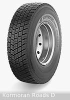 Грузовые шины на ведущую ось 295/80 R22.5 Kormoran ROADS 2D