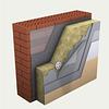 Фасадный базальтовый утеплитель Технониколь 100х600х1200 мм 135 кг/м.куб Технофас Эффект, фото 2