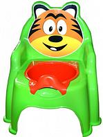 Горшок детский №1 013317 (Салатовый)