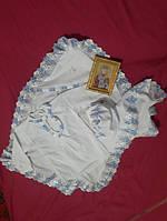 Комплект для крещения мальчика девочки из 3х предметов