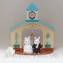 Игровой набор Happy Family Свадебная церемония (012-09)