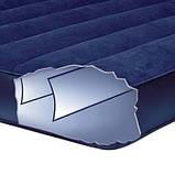 Односпальный надувной матрас Bestway 188х99х22 см (67001), фото 4