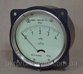 Напоромер НМП-100М1