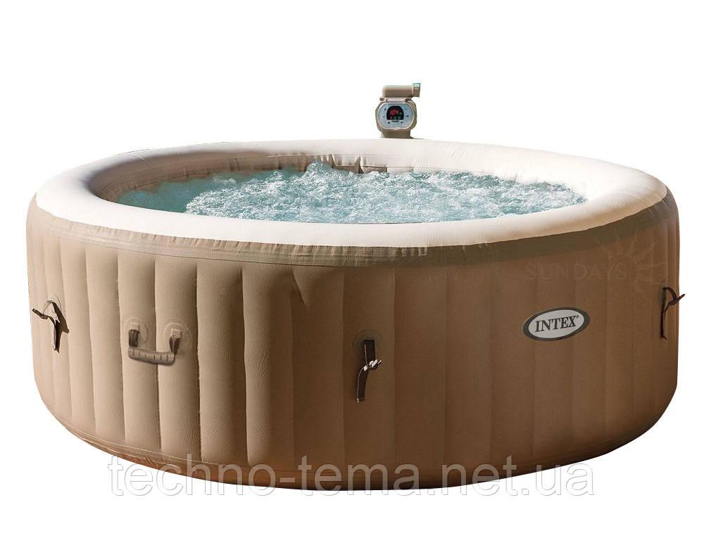 Надувной бассейн-джакузи Intex 191х71 см (28404)