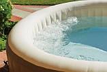 Надувной бассейн-джакузи Intex 191х71 см (28404), фото 3