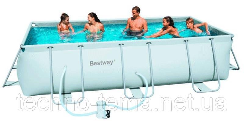Бассейн каркасный Bestway 404х201х100 см (56251)
