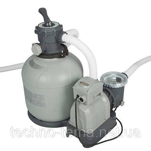 Фильтр-насос 28644 грубой очистки 220V