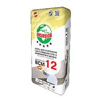 Anserglob 12  смесь для кладки и шпаклевки газобетона Ансерглоб