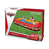 Бассейн детский надувной Intex Тачки 262х175х56 см (57478), фото 2