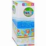 Детский каркасный бассейн Intex  183х38 см (56452), фото 2