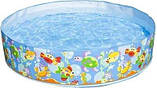 Детский каркасный бассейн Intex  183х38 см (56452), фото 3