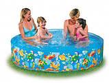 Детский каркасный бассейн Intex  183х38 см (56452), фото 4
