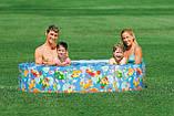 Детский каркасный бассейн Intex  183х38 см (56452), фото 5