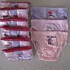 Трусики  для девочек  РОСТОВКА от 2 до 12 лет.  Детские трусики, трусы для детей, трусы для девочек