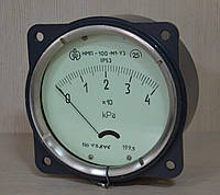 Тягонапоромер ТНМП-100М1