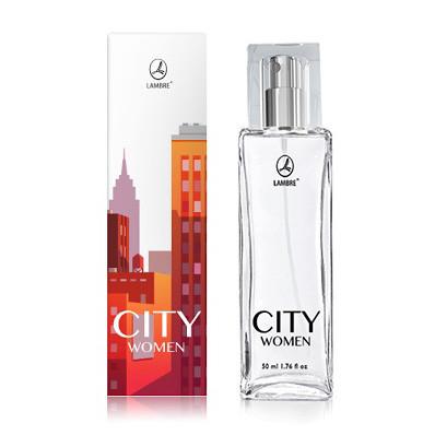 «City Women» Парфумована вода 50 мл
