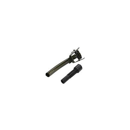 Насадка для каністри N-01G металева, зелена, фото 2
