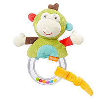 Погремушка Baby Fehn Сафари Обезянка (074123)