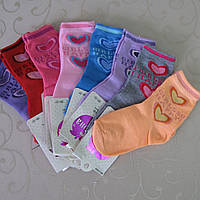 """Носки для девочек ,26-31 размеры, """"Корона"""" . Детские  носки, гольфы, носочки для девочек, фото 1"""