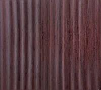 Бамбуковые обои венге 5мм, ширина 200см., фото 1