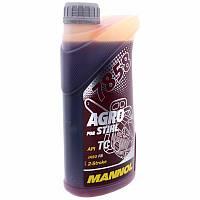 Масло моторное Mannol AGRO for STIHL, 1л