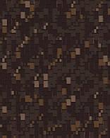 Битумная черепица Акваизол Акцент 3 кв.м (горячий шоколад)