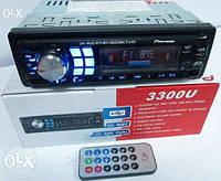 Автомагнитолы Pioneer 3300U