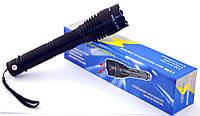Мощный электрошокер фонарь Police 20000KV BL-1106 с предохранителем, фото 1