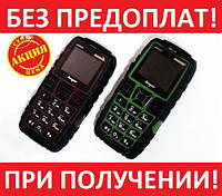 Мобильный телефон противоударный LAND ROVER 2сим AK8000 5000mAh+PowerBank