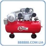 Компрессор 200л 8атм 1050л/мин 380В PT-0040 Intertool 7,5кВт 10HP 3 цилиндра
