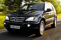 "Mercedes Benz ML320 (W163/164) - замена линз Hella на би-ксеноновые Moonlight ULTRA G6/Q5 3,0"" D2S в фарах"