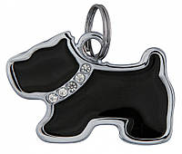 22761 Trixie Медальон-адресник собачка, 1 шт