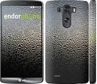 """Чехол на LG G3 D855 Мокрое стекло """"245m-47"""""""