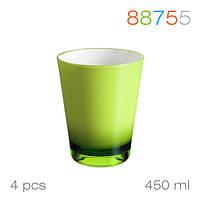 Набор стаканов Siesta (4 шт.), 450 мл Granchio 88755