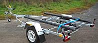 Прицеп для перевозки резиновых лодок класса RIB до 4,0 м