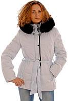 Короткий женский пуховик  SNOW OWL - 10A176 скидка