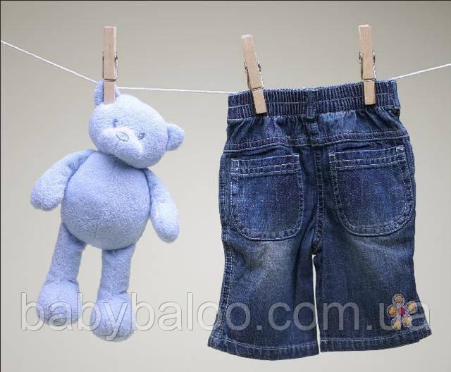 Уход за детской одеждой