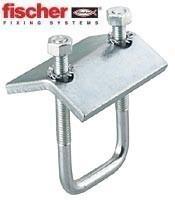 Fischer TKR - Зажимная скоба, система монтажа