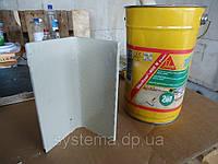 Sikafloor®-400 N Elastic (жидкая резина) - Гидроизоляция балконов и террас, 6 кг, бежевый RAL 1001