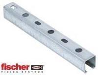 Fischer MS 28/30 - Шина монтажная система для вентиляции, 2 м