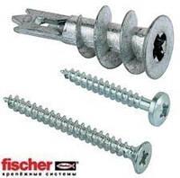 Fischer GKM - Металлический дюбель для гипсокартона