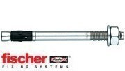Fischer FAZ II 12/50 - Анкерный болт, L-150, оцинкованная сталь