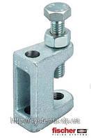 Fischer TKL M8 - Струбцина для монтажа системы трубопроводов, вентиляционных каналов на стальных балках, 79687