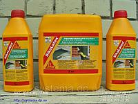 SikaLatex® - Жидкая добавка для мелкозернистых смесей и бетонов на цементной основе, 5 кг