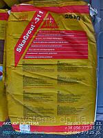 SikaGrout®-311 - Подливочный раствор для бетонных, каменных, стальных элементов и анкеров, 25 кг