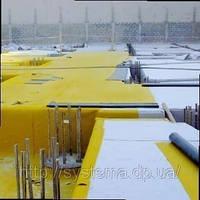 Sikaplan® WP 1100-15 HL (Sikaplan® 9.6) - гидроизоляционные  ПВХ мембраны, нестойкие к УФ излучению, 2,2x20 м