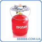 Комплект газовый кемпинговый 5 л GS-0005 Intertool