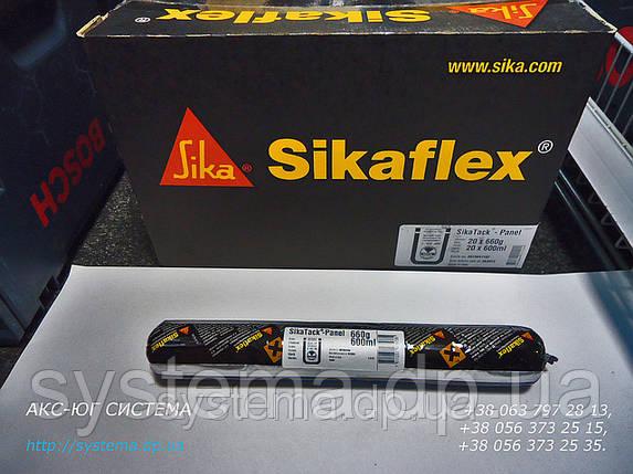 SikaTack® -Panel - Клей полиуретановый Зика для вентилируемых фасадов, 600 мл, фото 2