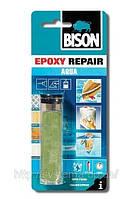 BISON EPOXY REPAIR AQUA - Клей (холодная сварка) эпоксидный влагоустойчивый для ремонтных работ 56 g