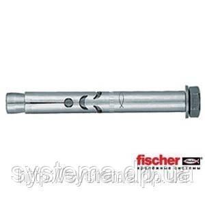 Fischer FSA 8/65 S - Втулочный анкер, оцинкованная сталь, фото 2
